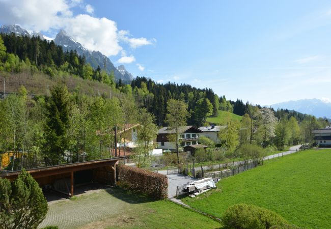 Ferienwohnung in Leogang - Foxes Mountain View Apartment by Z-K-H Rentals