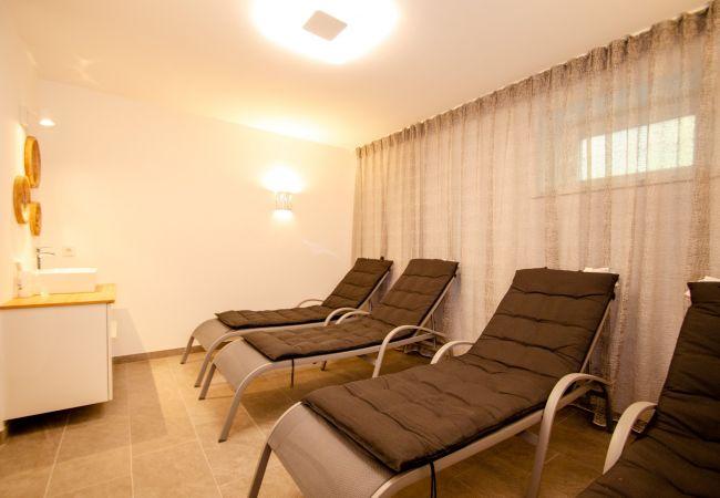Ferienwohnung in Zell am See - Finest Villa Zell am See - PENTHOUSE, Sauna